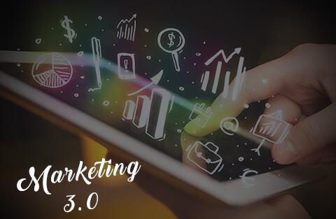 O que é Marketing 3.0 e como ele pode revolucionar sua marca