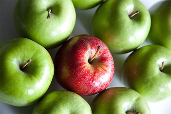 maçã foto post