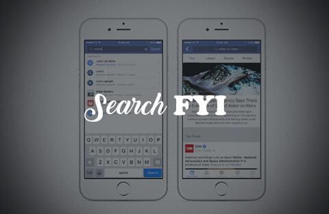 Ferramenta de busca do Facebook exibirá postagens públicas
