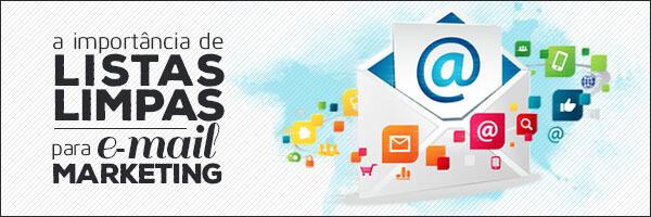 Listas orgânicas para E-mail Marketing