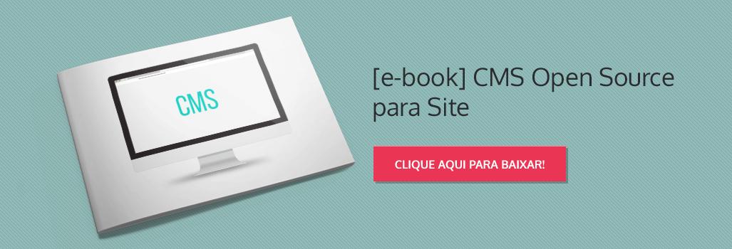 eBook Gratuito: Plataforma CMS Open Source