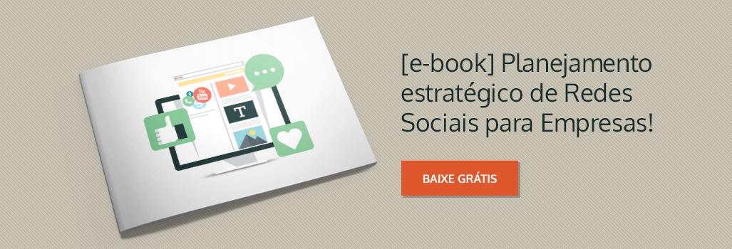 eBook Gratuito:  Estratégias para Empresas nas Redes Sociais