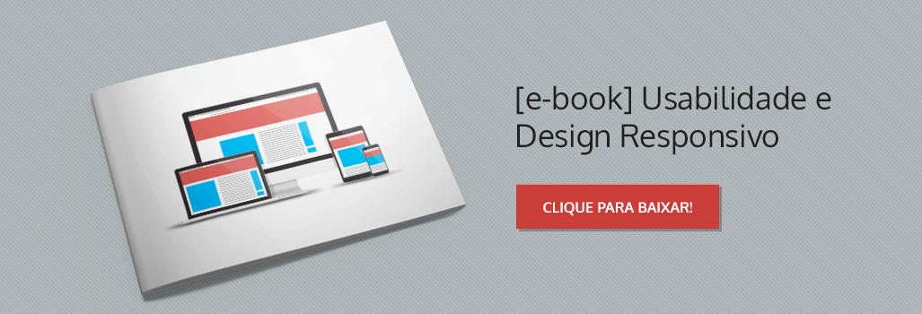 e-Book Gratuito: Usabilidade e Design Responsivo