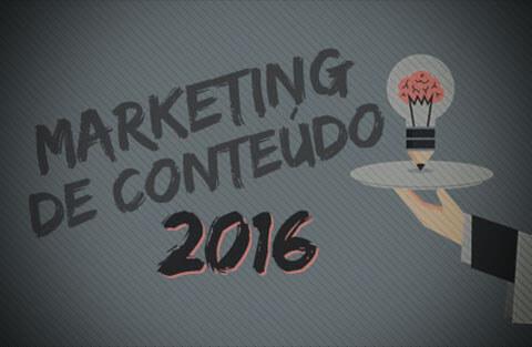 Marketing de conteúdo é aposta de SEO em 2016