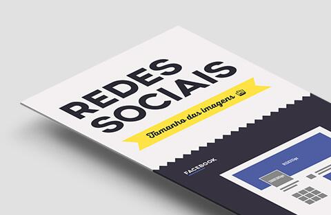 Pacote: Tamanho das imagens para Redes Sociais [Infográfico + PSD Exemplo]