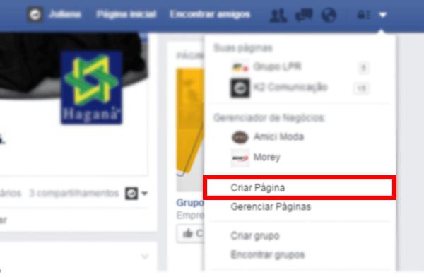 como-criar-uma-página-no-facebook