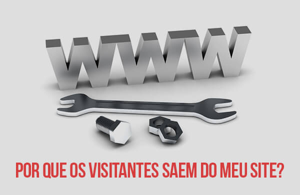 Saiba como evitar que os visitantes saiam do seu site