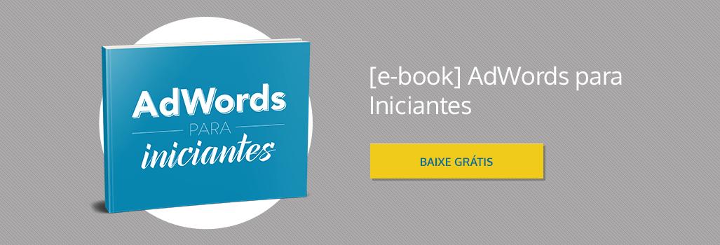 [e-book gratuito] Google AdWords para Iniciantes