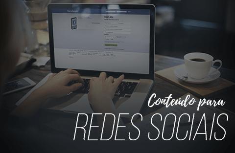 Conteúdo de qualidade para redes sociais
