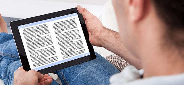 Usar e-book para aumentar vendas