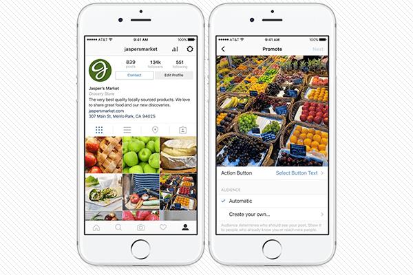 Anunciada atualização de ferramentas para o Instagram Business
