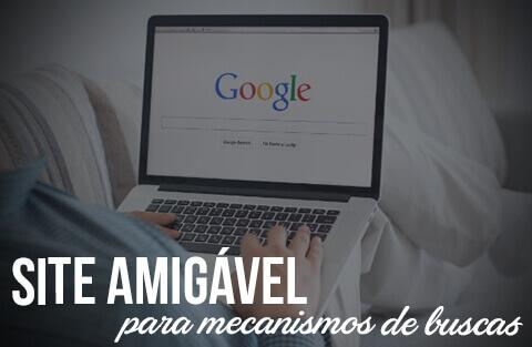 Criar site otimizado para o Google - História do Felipe