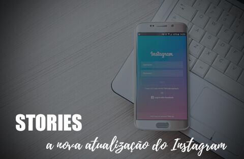 Atualização Instagram Stories