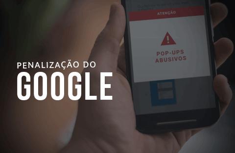 Otimização de site para celular - cuidados com pop-up